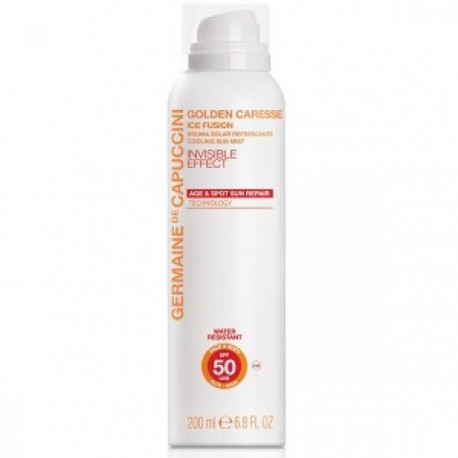 ICE FUSION BRUMA SOLAR SPF 30 GERMAINE 200 ML.