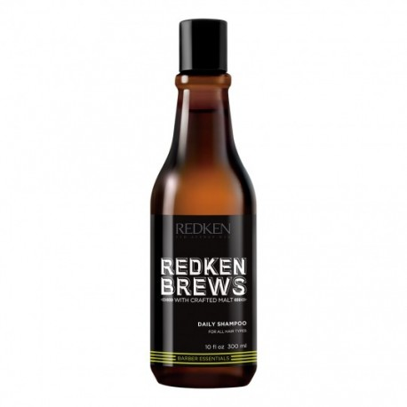 CHAMPÚ DAILY REDKEN BREWS 300ML