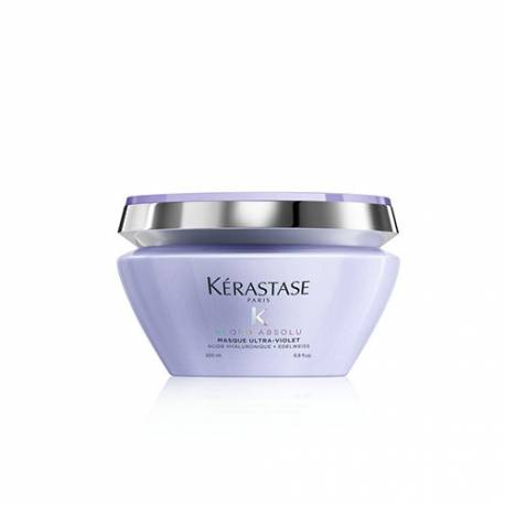 KERASTASE BLOND ABSOLU ULTRA-VIOLET MASCARILLA 200 ML.
