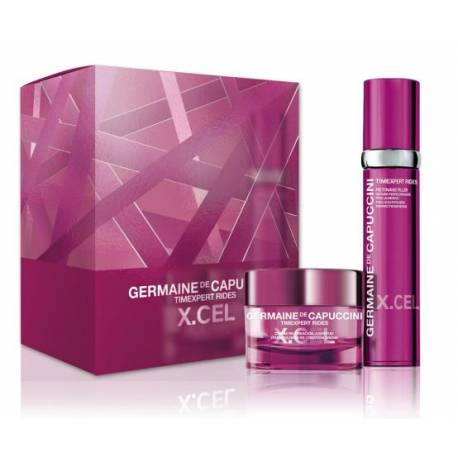 PACK TIMEXPERT RIDES X CELL SERUM GERMAINE 50 ML Y TIMEXPERT CREMA X CELL 50 ML.