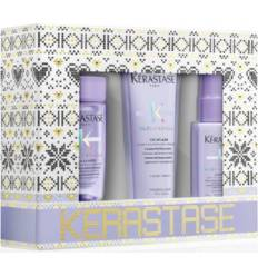 PACK MINI KERASTASE  BLOND ABSOLU BAÑO LUMIERE 80ML+ FONDANT 75ML+ CICAPLASME 45ML.