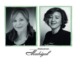 Maricarmen y Noemí Madrigal